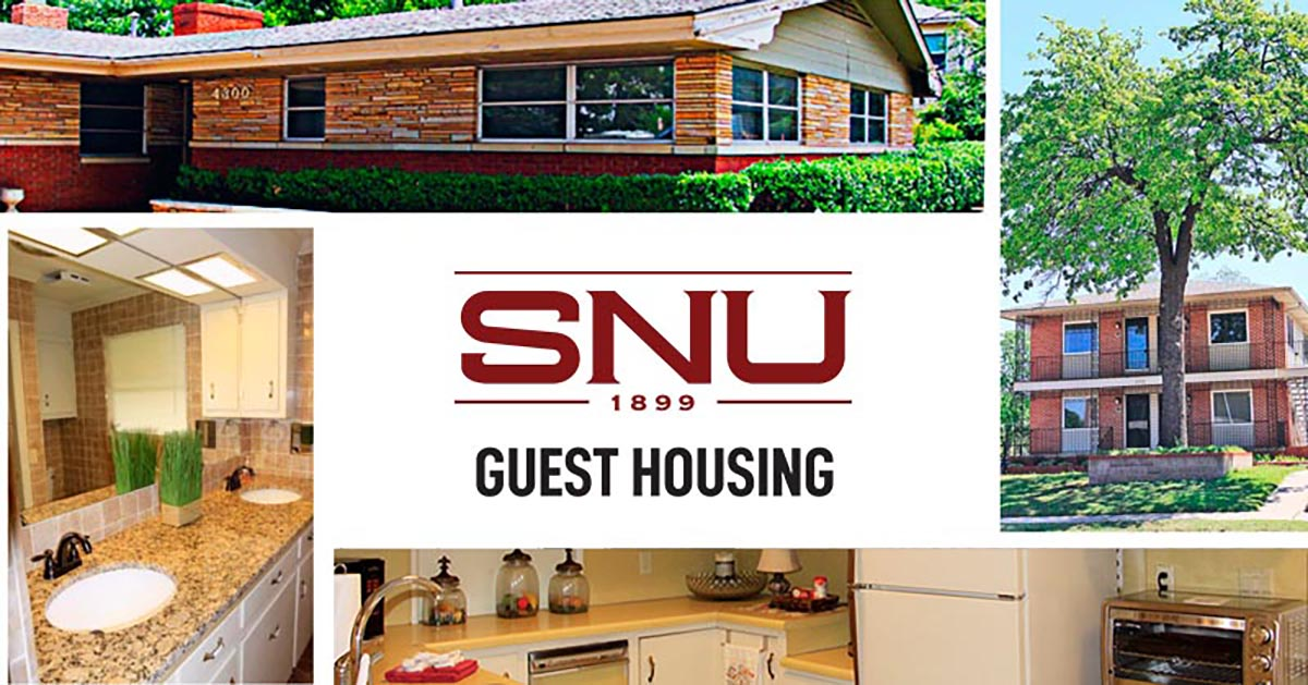 photos of guest housing properties available