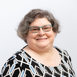Headshot of Mary Hibbert